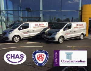J.D. Bush Decorators Ltd