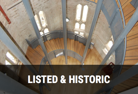 Listed & Historic